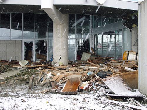 東日本大震災 2011.3.11の状況