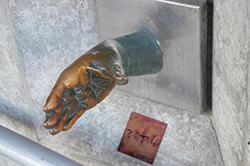 2. Ishinomori's Hand