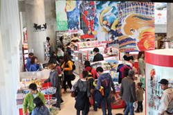 6.Entrance, Goods Shop 'Bokujyu Itteki'