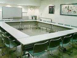 石ノ森萬画館 3階 研修室
